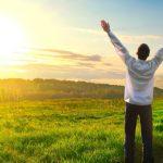 چطور به سادگی انرژی مثبت جذب کنیم