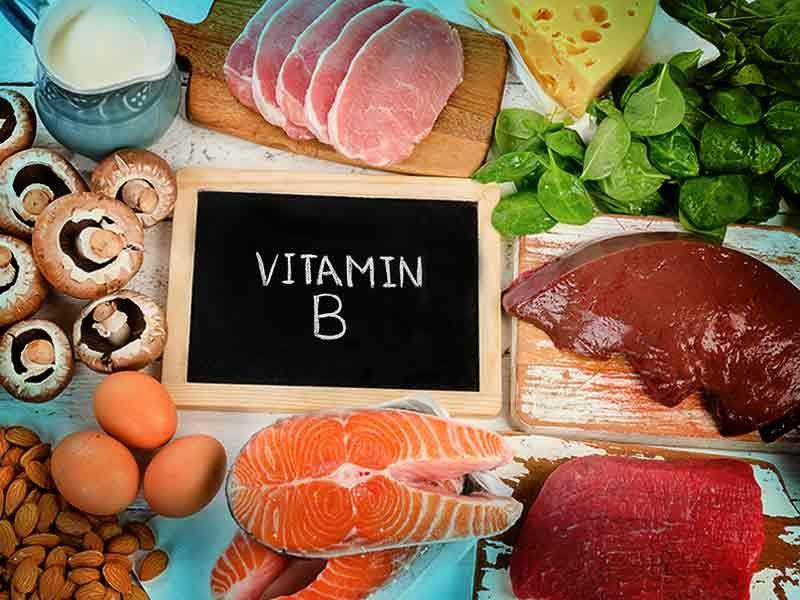 تاثیر ویتامین B در کنترل خشم